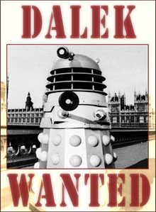 Original Dalek prop wanted for cash