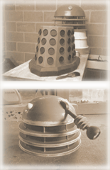 Scale Daleks in progress.